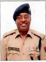 Sarath Kumar Sinha, IPS